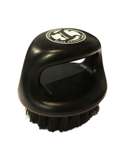 Irving Barber Boar Knuckle Brush